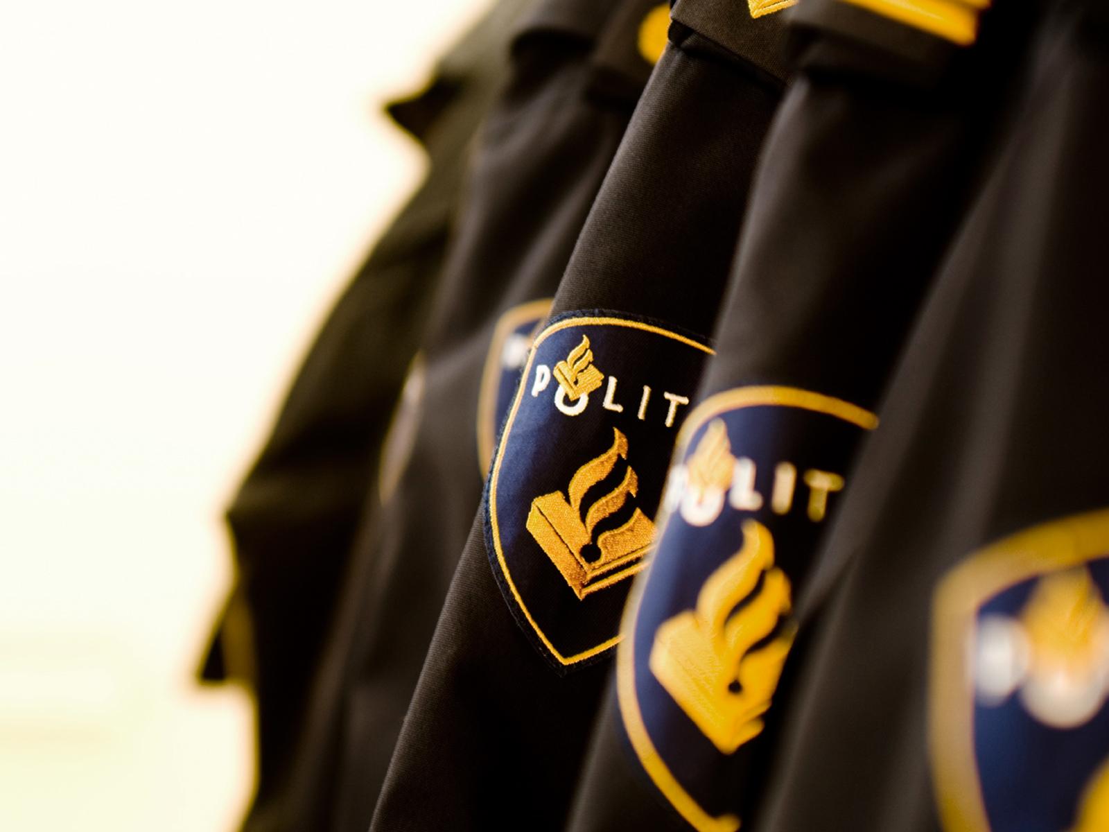 Politiejassen